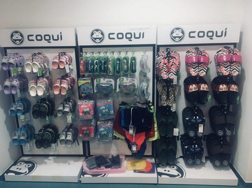 Sleva 50 % na obuv COQUI