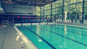 Ranní plavání a cvičení