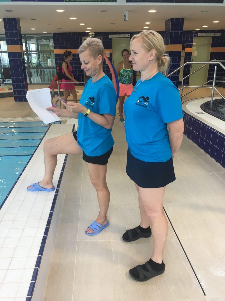 Plavecká soutěž – o pohár starosty