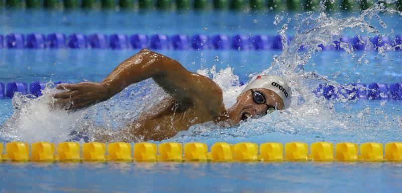 Jak správně plavat